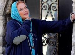 روایت بهاره رهنما از یک آیه قرآن /عکس
