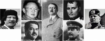 چرا همسران هیتلر بعد از ارتباط جنسی با او خودکشی می کردند؟/گربه ای که به دستور ناپلئون اعدام شد!/آیا جنایات صدام حسین بخاطر حرام زادگی اش بود؟/بزرگ ترین اختلالات روانی دیکتاتورهای سرشناس دنیا