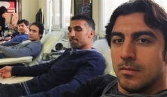 فیلم: اهدای خون ستاره های فوتبال ایران