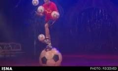 این تکنیک های فوتبال را تا حالا کی دیده...فوق العاده