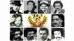 این بار شما انتخاب کنید: فردین، ملک مطیعی یا ایرج قادری و...؟/ سوپر استار دو دهه سینما، با آرای شما در برنامه TOP10 انتخاب خواهد شد