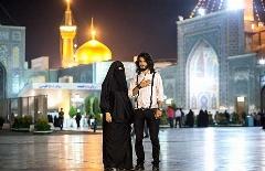 ماجراهاي شنيدني سلفي گرفتن با امام رضا(ع)