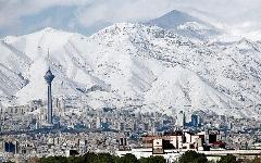 برفی که ایران را غافل گیر کرد!/ تصاویری زیبا از سفید پوش شدن ایران