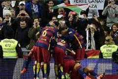 بارسلونا 6-1 آ اس رم/دور پنجم مرحله گروهی لیگ قهرمانان اروپا