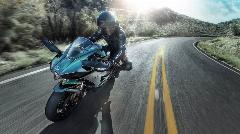موتورسیکلت لاکچری کاوازاکی به خیابان های تهران آمد/یک سوپر اسپرت ژاپنی متفاوت - اختصاصی تی وی پلاس