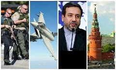 حضور عربستان در حریم هوایی ایران!/عراقچی: حالا نوبت 1+5 است/انتشار اسناد انتقال نفت داعش به ترکیه/قتل عام در کالیفرنیا!
