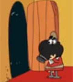 انیمیشن طنز دود جامد/ دیرین دیرین