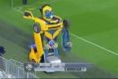 از ماشین تبدیل شونده به ربات تا حواشی زلاتان در هفته 17 فرانسه