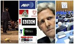 تاخیر 12 ساله در بستن پرونده PMD ! / رسانه های غربی به زانو درآمدند / واکنش آمریکا به بسته شدن پروندهPMD  / پناهجویان در نروژ، داعشی از آب درآمدند!