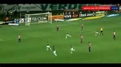 گل از راه دور فوق العاده در لیگ اکراین/نبینی از دستت رفته
