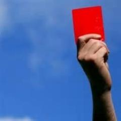 سریعترین کارت قرمز های دنیای فوتبال