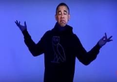 وقتی باراک اوباما رپر می شود/نبینی از دستت رفته / آخر خنده