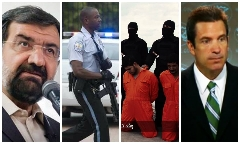 داعش، عامل تیراندازی های کالیفرنیا/ حضور یک ایرانی در میان قربانیان کالیفرنیا/ فیلم شیوه ی جدید اعدام داعش/ ایران دست ترکیه را رو کرد/ اظهارات جسورانه آمریکایی ها درباره ایران