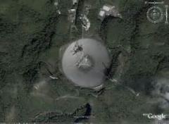آزمایش بزرگ ترین تلسکوپ رادیویی جهان/دیدنی