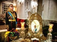 از میز شام و اتاق خواب محمدرضا شاه تا برادرانی که با ژیان کل دنیا را گشتند!/ گزارشی زیبا از کاخ سعدآباد به زبان انگلیسی