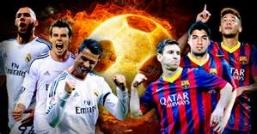 ده گل برتر مثلث msn,bbc در فصل 2014-2015