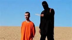سر بریدن یک تبعه انگلیسی توسط تروریست های داعش