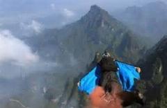 پرواز با وینگ سوئیت را با گوپرو تجربه کنید/بسیار مهیج