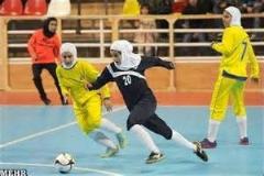 گل های فوتسال بانوان/ایران 2-1 ژاپن