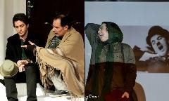اطراق بهنام تشکر در خیابان های پاریس و طعنه نیش دار احمد ساعتچیان به صهیونیست ها!