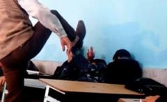 فیلمی که از لحظه کتک زدن یک کودک توسط معلم لو رفت!/قلعه نویی، ناصر حجازی را توقیف کرد/فوتبالیستی که یک میلیارد می گیرد اما استپ سینه بلد نیست/گاز استریلی که در شکم یک زن ایرانی جا ماند - آمپاس تقدیم می کند