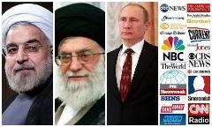 گزارشی مفصل از حضور ولادیمیر پوتین در ایران/ بسته خبری