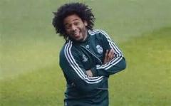 ببین مارسلو چه کارایی می کنه/بمب خنده رئال مادرید