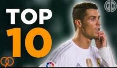 10 گلزن برتر لیگ های اروپایی 2015