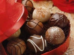 تبلیغ بسیار جالب شکلات فیفا 2015/با حضور مسی