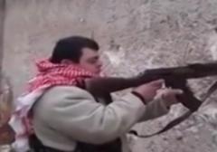 تیر اندازی تروریست عقب مانده ذهنی داعش