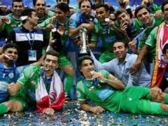 مراسم انتخاب بهترین های فوتبال آسیا 2015/وحید شمسایی و تیم تاسیسات دریایی