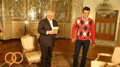 متلک سنگین دکتر ظریف درباره پخش نشدن مصاحبه اش با عادل فردوسی پور و عدم پخش 90