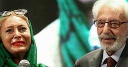 اشک های بازیگر زن سینمای ایران هنگام فرود آمدن هواپیما! -آمپاس تقدیم می کند