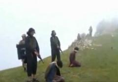 اعدام فجیع 3 مرد افغانی توسط گروه تروریستی داعش/18+
