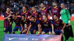بارسلونا رکورد رئال مادرید را شکست با 180 گل زده در سال 2015