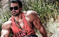 یک روز جذاب با قهرمان ایرانی مسابقات پرورش اندام مستر المپیا: اگر قصد قهرمانی ندارید، از هورمون ها و آمپول های بدنسازی پرهیز کنید