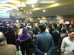 قطار خودکشی به مترو دروازه دولت رسید