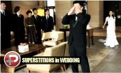 رسم و رسوم عجیب و باور نکردنی در مورد عروسی؛ در آوردن اشک عروس برای خوشبختی!