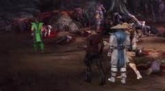 تریلر دیدنی شخصیت های جدید بازی mortal kombat x