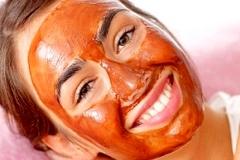 در این روزهای آلوده به داد پوستتان برسید/ با اسکراب گوجه دست و صورت تان را بشورید