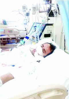 اشتباه پزشکی باز هم دردسرساز شد!/پسر جوانی با جراحی بینی به کما رفت