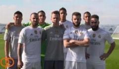 کل کل بازیکنان رئال مادرید در فیفا 2016