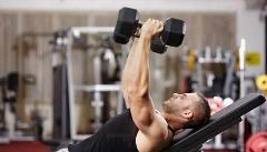 ساعد و بازویی عضلانی با تمرین های مخصوص برای دست؛ آموزش بادی بیلدینگ با مربی ما در باشگاه بدن سازی تی وی پلاس