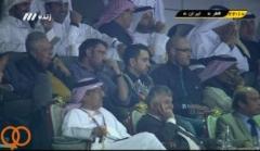 کارلوش کی روش و ژاوی تماشاگر ویژه بازی ایران و قطر