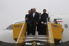 شمارش معکوس برای اجرای برجام/ظریف وارد وین شد/هواپیماهای آمریکایی در آسمان ایران