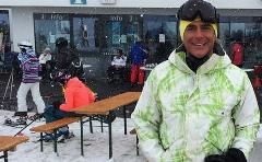 از خوش گذرانی یک زن فرانسوی در دیزین تا رونمایی احتمالی محمدرضا گلزار به عنوان سفیر اسکی ایران/استارت باشکوه بزرگترین پیست اسکی ایران در یک روز برفی آفتابی