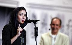 سورپرایز شیرین اصغر فرهادی برای ترانه علیدوستی