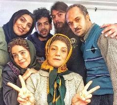 زوج دوست داشتنی سینمای ایران با گریم های متفاوت و عجیب و غریب کنار هم قرار می گیرند؛  «ایستگاه» به معرفی «زاپاس» می پردازد