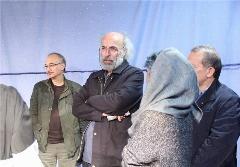 کارگردان خانه پدری مهمان ویژه بیداری خوانی نسوان؛ قصه زنان روشنفکر برای کیانوش عیاری؛ خاک صحنه تقدیم می کند
