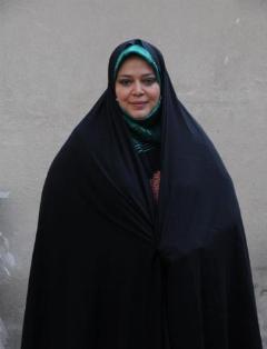 بهاره رهنما مشاور یکی از نامزدهای انتخاباتی شد